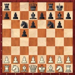 Position standard noire (Ps)