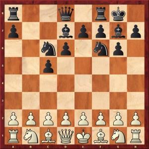Position standard noire (Psb)