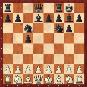 Position standard noire (Psd)