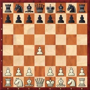 Position standard noire contre 1.d4