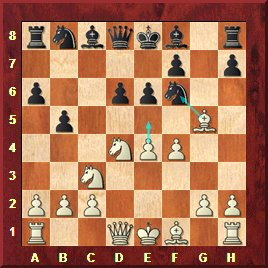 Najdorf position 11