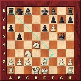 Najdorf position 12