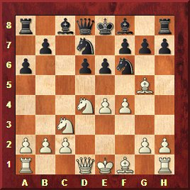 Najdorf position 13