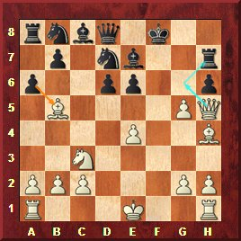 Najdorf position 22