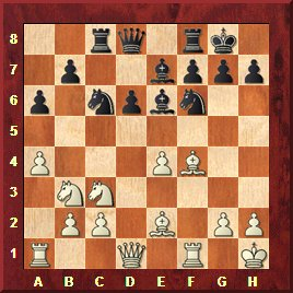 Najdorf position 26