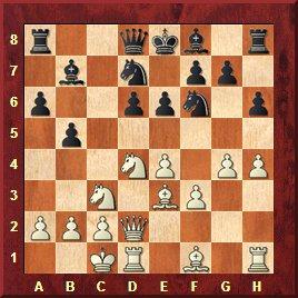 Najdorf position 3BIS
