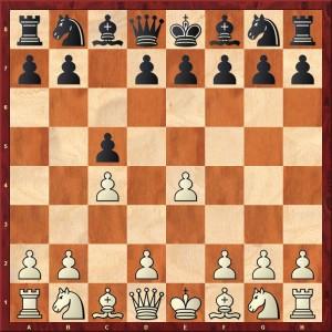 Sicilienne 1e4 c5 2.c4