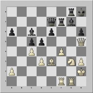 attaque aile roi quand noirs f5