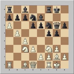 1...f5 et attaque 1 sur l'aile Roi