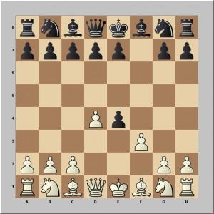 Gambit Staunton avec 3.f3
