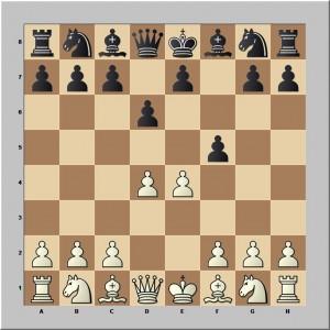 Gambit Staunton refusé 2...d6