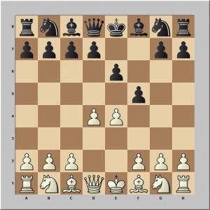 Gambit Staunton refusé 2...e6