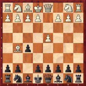 1.d4 f5 2.Fg5