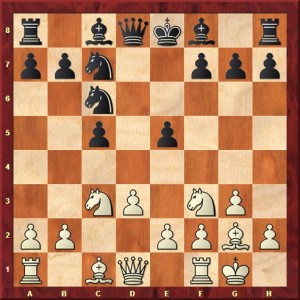 La variante Rubinstein 8.d3