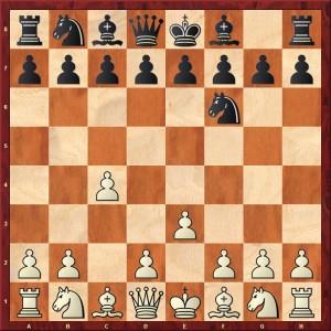 Anglaise centrale 1.c4 Cf6 3.e3