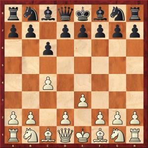 Anglaise centrale 1.c4 c6 3.e3