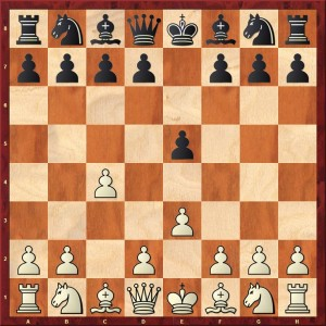 Anglaise centrale 1.c4 e5 3.e3