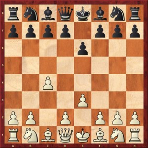 Anglaise centrale 1.c4 e6 3.e3