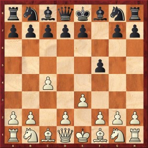Anglaise centrale 1.c4 f5 3.e3