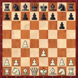 Anglaise centrale 1.c4 g6 3.e3