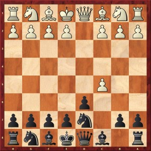 Les Blancs jouent d4xc5 Psn