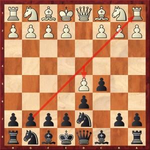Les Blancs jouent d5 Psn